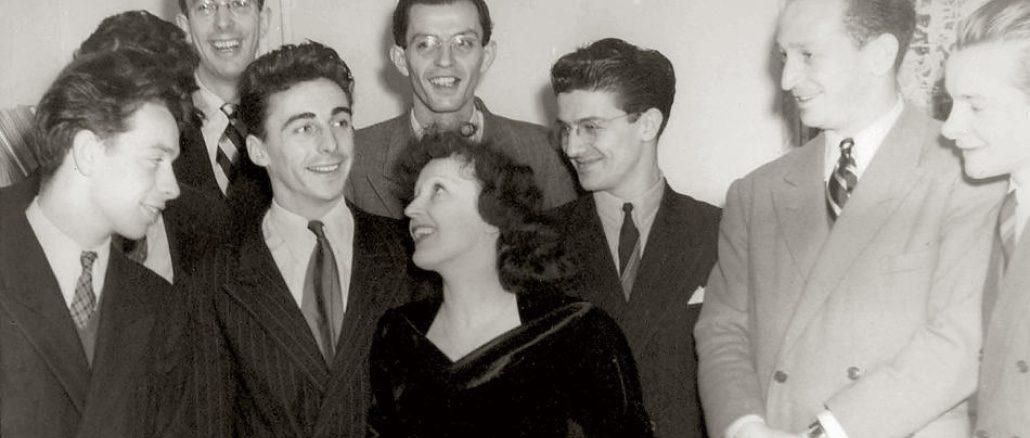 Les grands amours d'Edith Piaf
